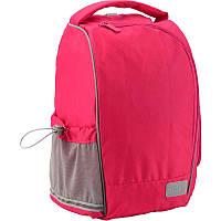 K19-610S-1 Сумка для обуви с карманом Kite 2019 Education Smart 610S-1, розовая
