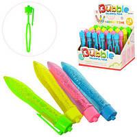 Мыльные пузыри 1012 (864шт) ручка 12см, 24шт(4цвета) в дисплее, 18-12-14см