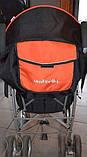 Б/У Детская инвалидная коляска Амбрелла для Реабилитации Детей с ДЦП Umbrella Special Stroller, фото 3
