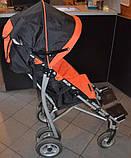 Б/У Детская инвалидная коляска Амбрелла для Реабилитации Детей с ДЦП Umbrella Special Stroller, фото 4