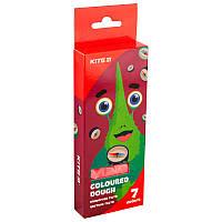 K19-136 Цветное тесто для лепки (7 цв. 20 гр.) KITE 2019 Jolliers 136