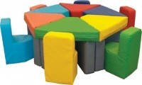Детский игровой набор «Круглый стол» АЛ 238
