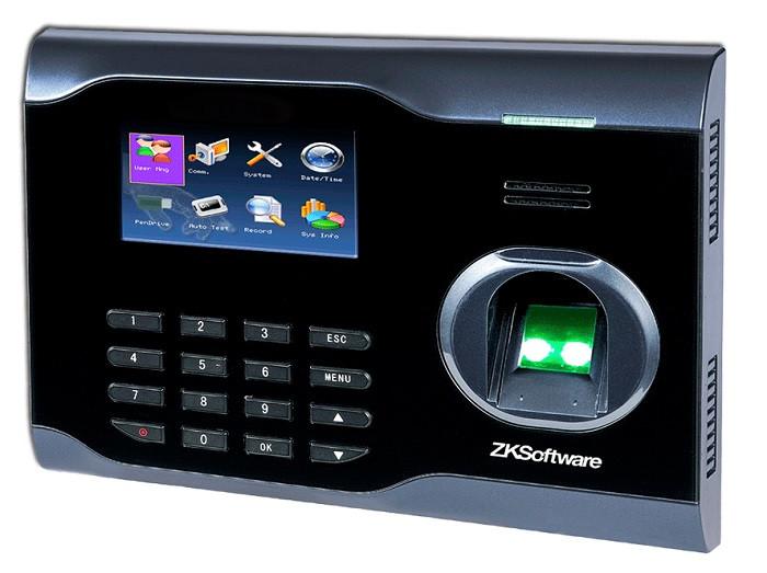 Контроллер биометрический ZKTeco U160-C