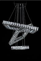 Люстра подвес  светодиодная L78309/3 LED (CR) (56см)