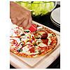 Пиццерезка икеа STÄM, красный, белый/черный, IKEA, 002.332.50, фото 2