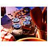 Емкость для специй икеа RAJTAN, стекло, серебристый, IKEA, 400.647.02, фото 4