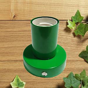 Настенный светильник, потолочная лампа, минимализм, стандартный цоколь, зеленый цвет