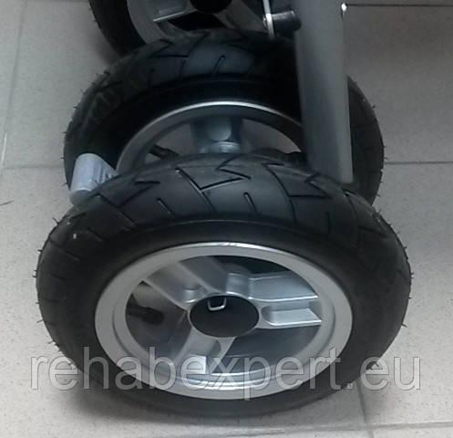 Комплект пневматических колес для детской   инвалидной коляски Амбрелла Umbrella