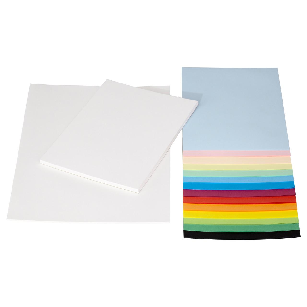 MÅLA Бумага, разные цвета, различные размеры 301.933.23