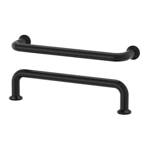 Мебельная ручка IKEA BAGGANÄS 2 шт 143 мм черные 803.384.13
