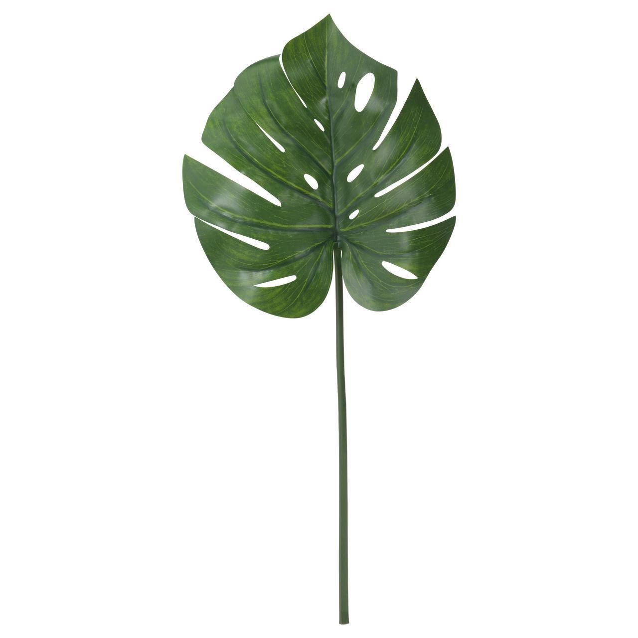 Искусственный цветок IKEA SMYCKA 80 см зеленый 003.357.05