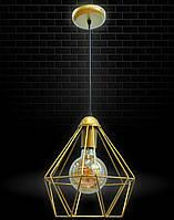 Светильник подвесной в стиле лофт NL 0537 G