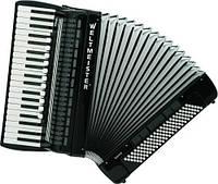 Weltmeister Saphir 41/120/IV/11/5 аккордеон полный чёрный