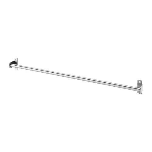Настенная шина / рейлинг IKEA KUNGSFORS 56 см нержавеющая сталь 403.349.16