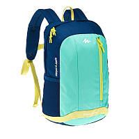 Рюкзак Arpenaz 15 л Quechua сине-мятный