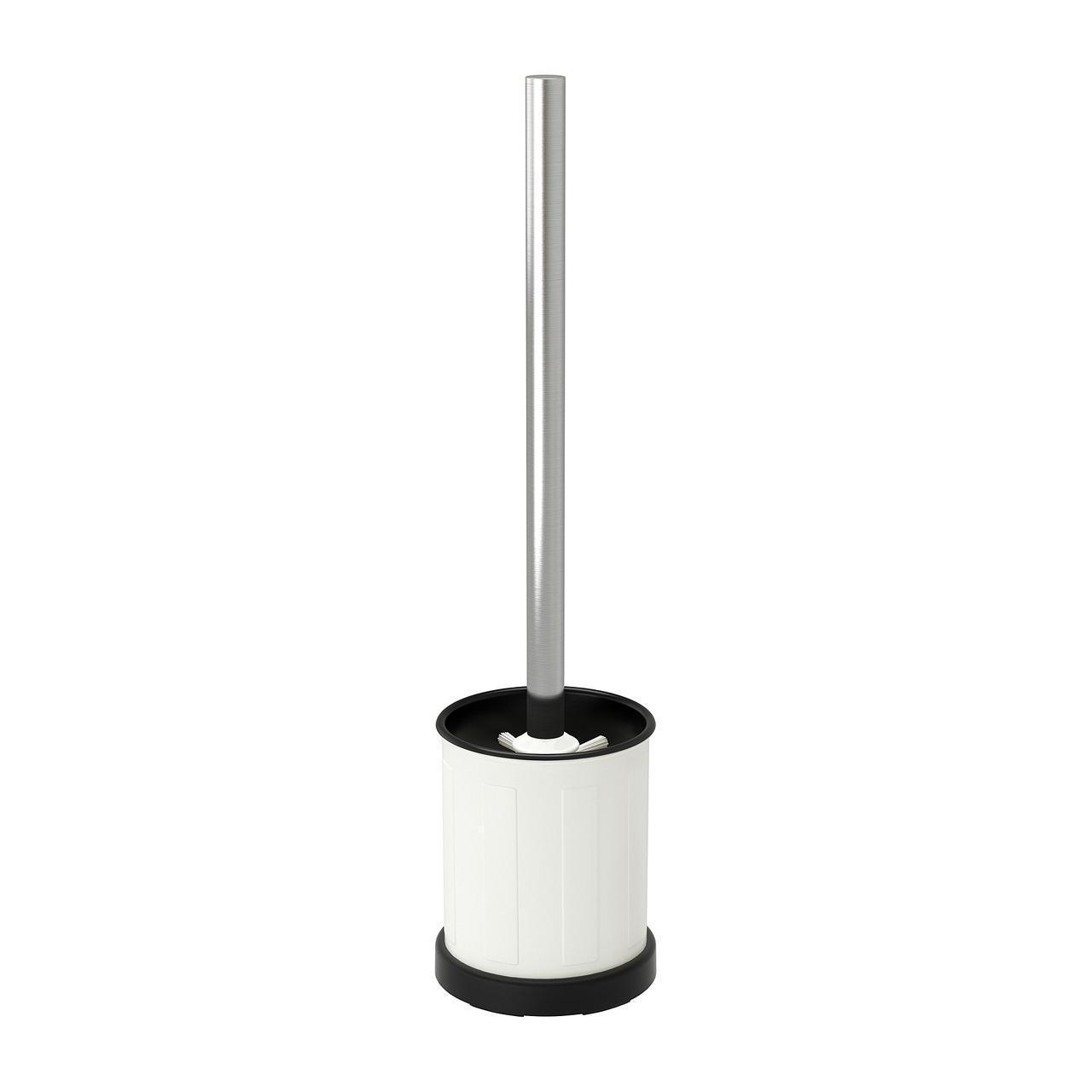 Туалетна щітка IKEA TOFTAN біла 703.447.73