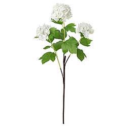 Искусственный цветок IKEA SMYCKA 60 см белый 404.097.42