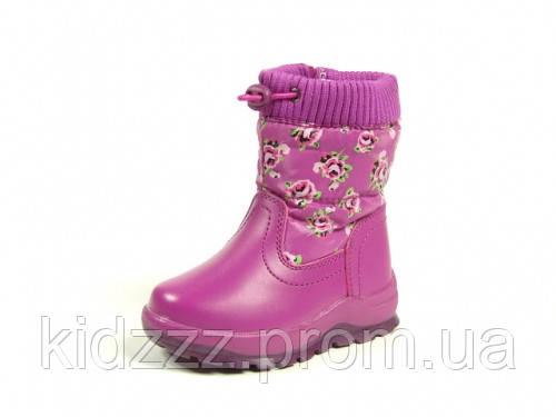 Детские зимние ботинки J&G