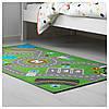 Ковер IKEA STORABO 75x133 см зеленый 703.568.22, фото 2