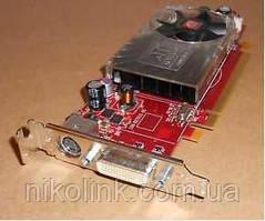 Графикарта ATI Radeon HD2400 XT MODEL:B276 256MB (DMS59-->DVI или VGA)(109-B27631-00) б/у