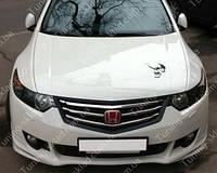 Обвес Honda Accord 8 (обвес на переднюю заднюю накладку Хонда Аккорд 8 Type S)