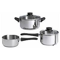 Набор кухонной посуды икеа ANNONS, 3 предметa, IKEA, 902.074.02