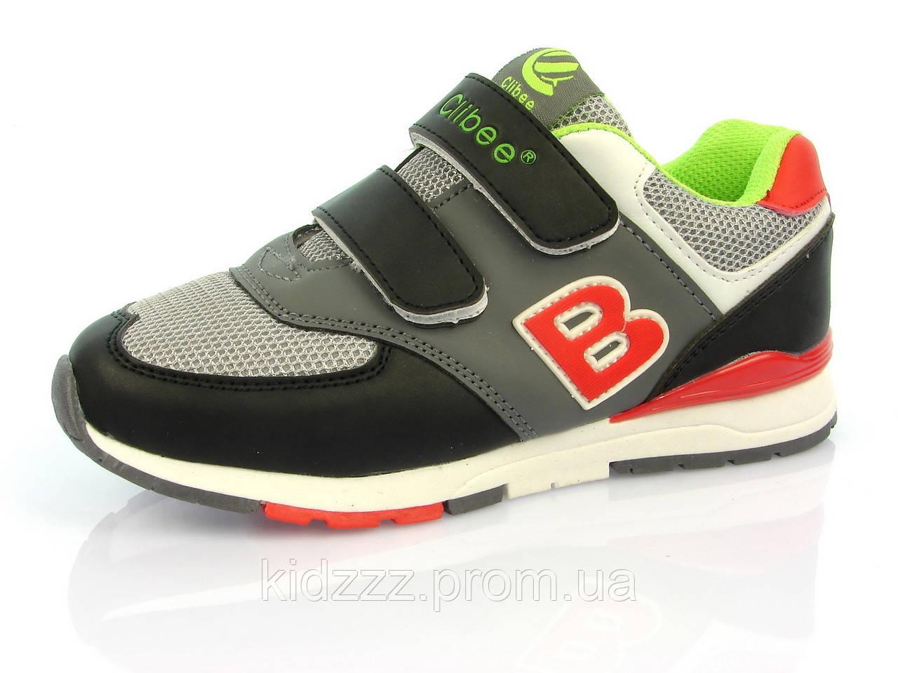 Детская обувь кроссовки Clibbe