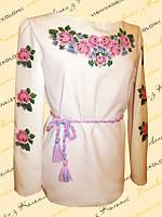 Жіноча вишиванка ІС08, фото 1