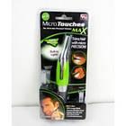 Триммер для стрижки волос Micro Touch Max, триммер с подсветкой, фото 5