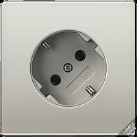 SCHUKO®-розетка 45°, 16 A / 250 B ~ AL2520-45