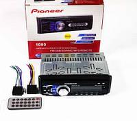 Автомагнитола Pioneer 1090 Usb+ пульт,съемная панель (Арт. 1090)