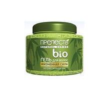 """""""Прелесть Био"""" - гель для укладки волос с экстрактом зеленого чая УФ 250 мл"""