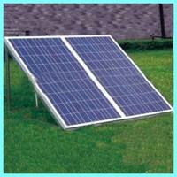 Раскладная солнечная станция напряжением 12-220 вольт 100 Вт с инвертором мощностью 300 Вт