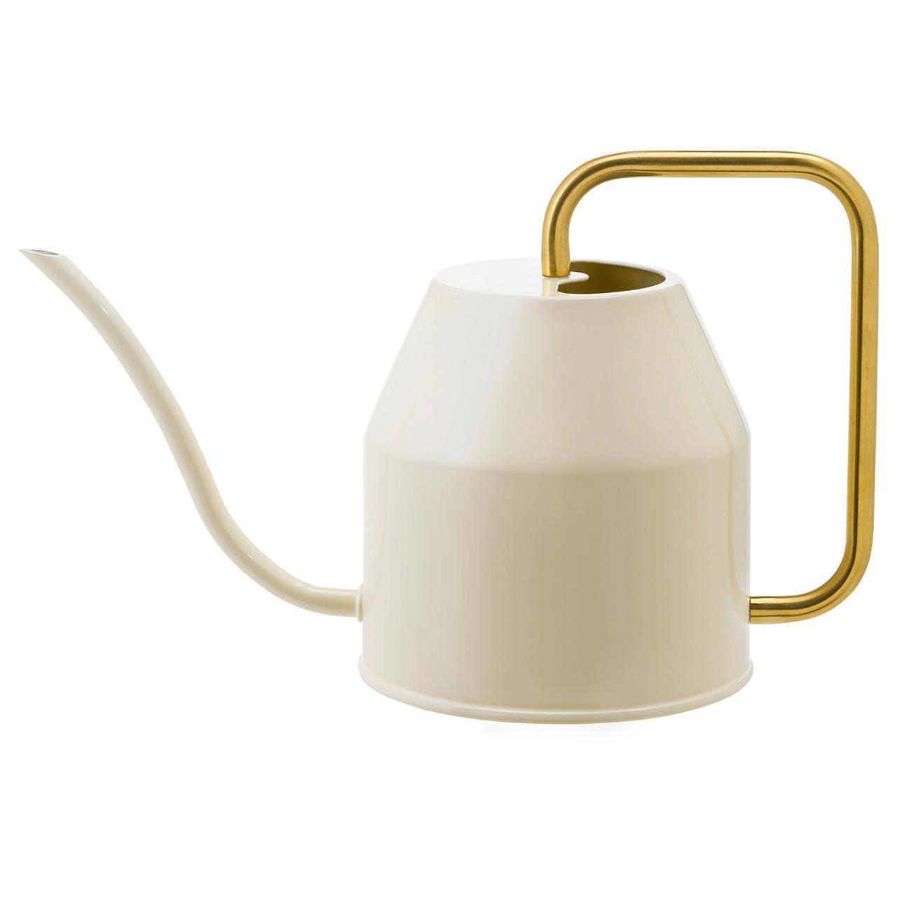 Лейка IKEA VATTENKRASSE 0.9 л цвет слоновой кости 403.941.18