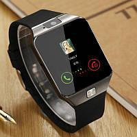 Умные Cмарт Часы-Телефон DZ09 c камерой, с SIM-картой с microSD-картой, фото 1