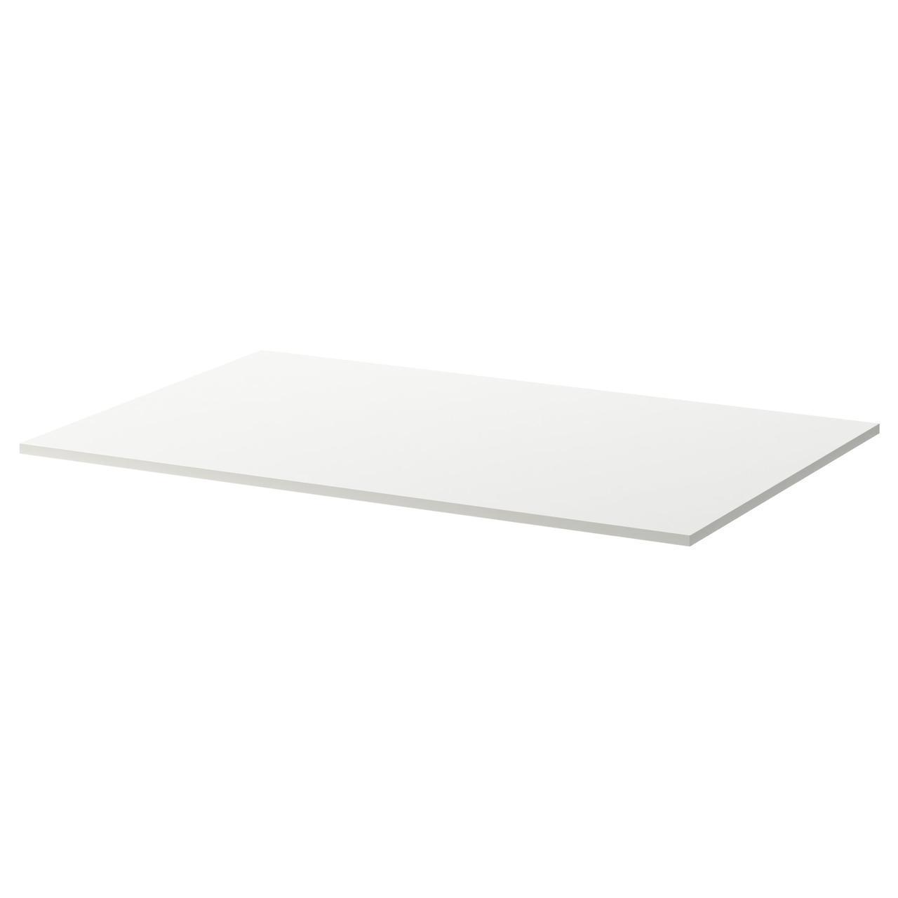 Столешница IKEA MELLTORP 75х125х2 см белая 902.800.96