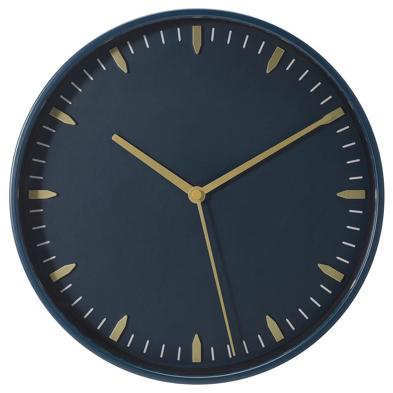 Настенные часы IKEA SKÄRIG 26 см кварцевые 604.031.74