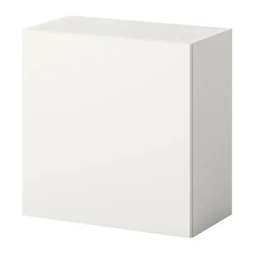 Навісна шафа IKEA KNOXHULT 60x60 см білий 103.267.91