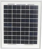 Солнечная батарея Perlight Solar 10Вт (поликристаллическая)
