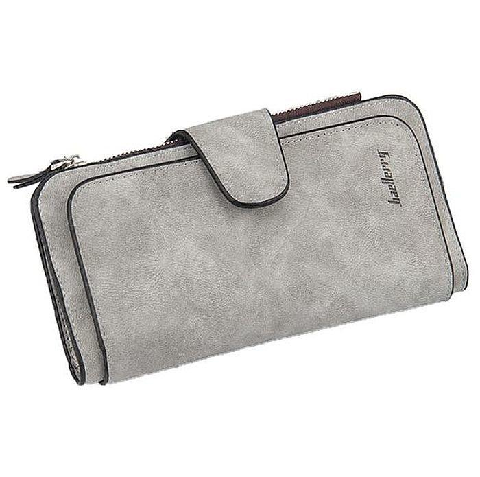 Кошелек Baellerry Forever (light gray)