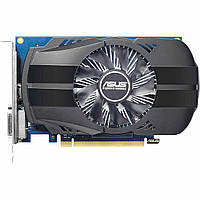 Видеоадаптер ASUS NVidia GT1030 2 GB / 64 bit GDDR5; 1228 MHz / 6008 MHz: PCI-Express x16 3.0