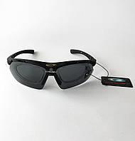 Мужские солнцезащитные очки, спортивные поляризационные велоочки