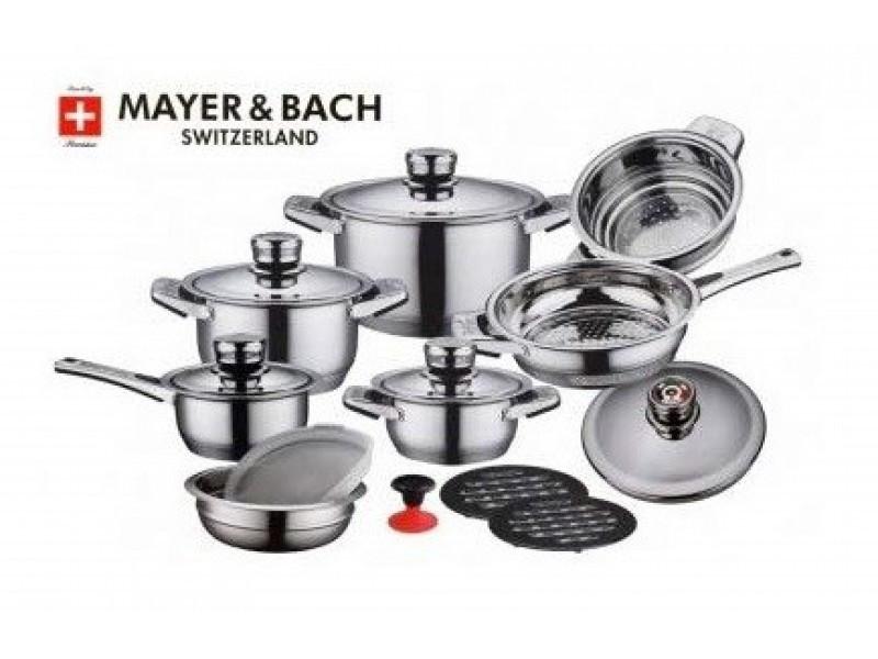 Профессиональная кухонная европейская посуда Mayer & Bach Switzerland MB-2916