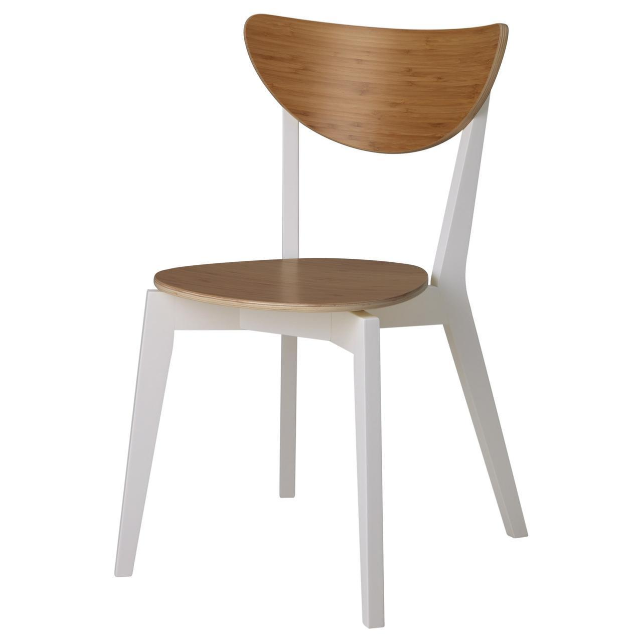 Кресло кухонное IKEA NORDMYRA бамбук 803.732.27