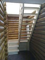 Производители дубовых лестниц, фото 1