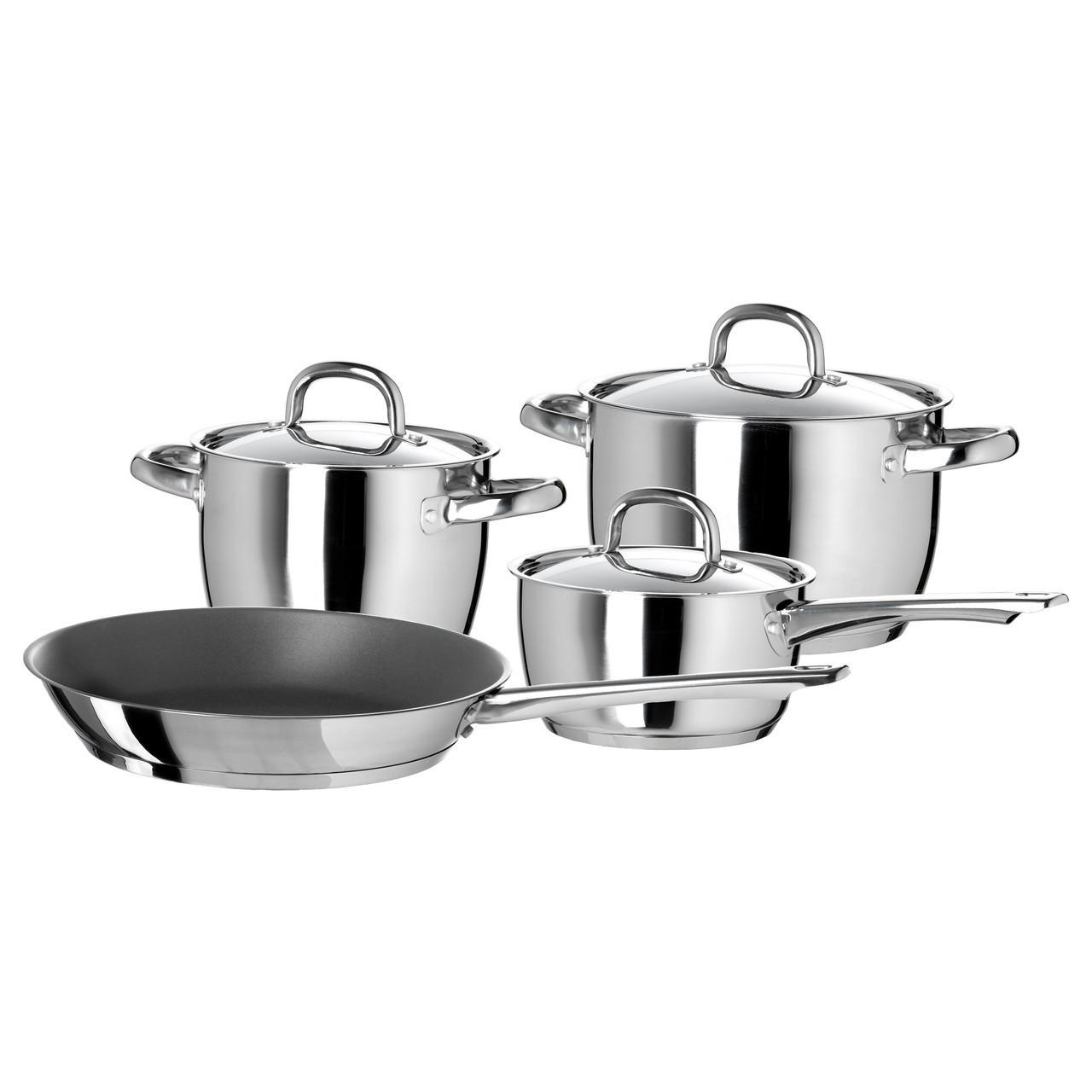 Набор кухонной посуды OUMBÄRLIG, 4 предмета, IKEA, 302.864.16