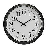 Часы IKEA BRAVUR 45 см черный 403.919.02
