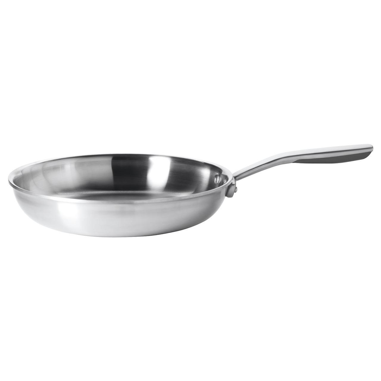 SENSUELL Сковорода, нержавеющ сталь, серый 603.245.44
