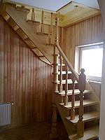 Лестницы и комплектующие, фото 1