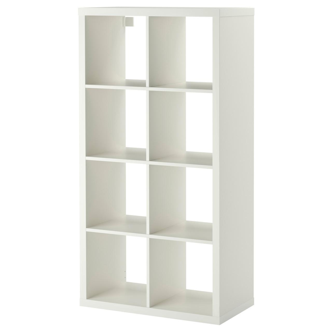 KALLAX Стеллаж, белый 802.758.87